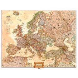 Europakaart Antiek