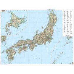 Landkarte Japan 1:1.300.000