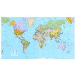 Weltkarte A 1:30.000.000