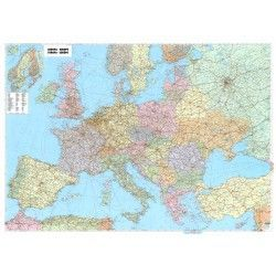 Europakarte  C 1:2.600.000
