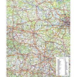Regionkarte Sachsen-Anhalt