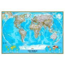 Weltkarte E 1:14.000.000